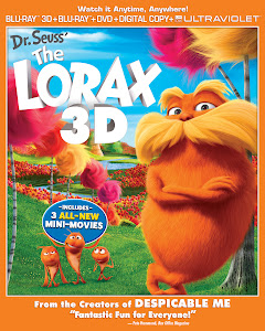 Thần Rừng Lorax - The Lorax poster