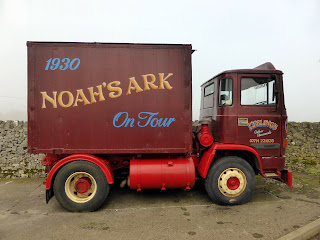 Noah's Ark Van At Glutton Bridge