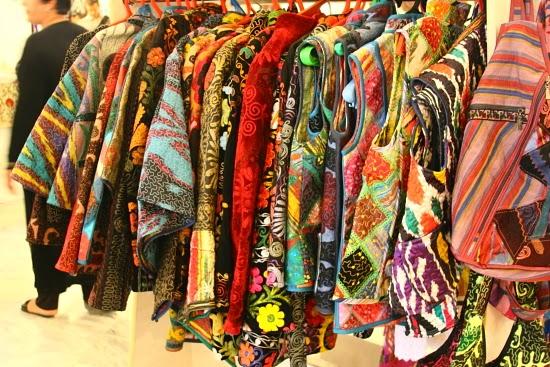 Узбекская одежда от производителей