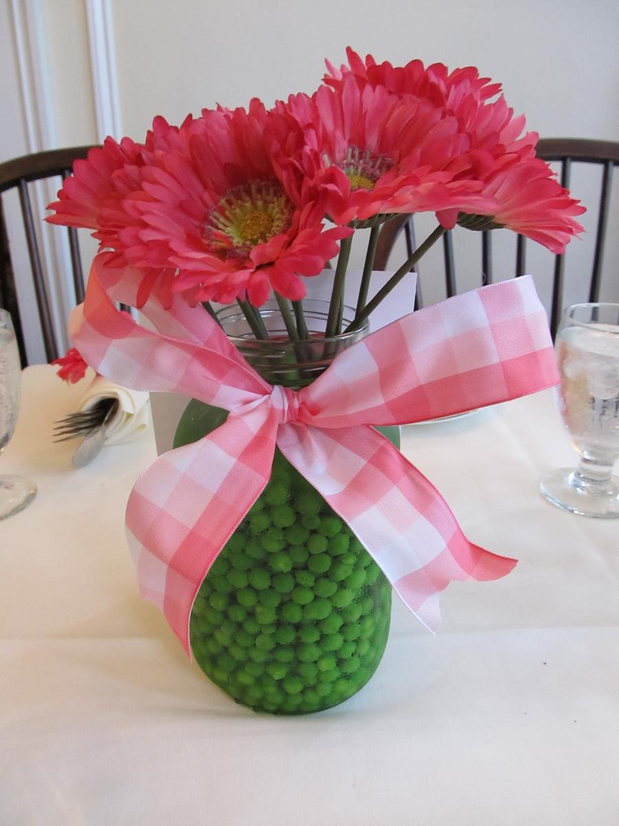 Crystie\'s blog: beach themed wedding, elegant beach centerpiece