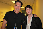 You've heard Patrick Warburton's work whether you know it or not....on the mainstream end he's Putty on Seinfeld...on the geek end of things he's Brock on the Venture Brothers...somewhere in between he's Joe on Family Guy...he also likes to hang with Paisley and get harassed by the likes of us