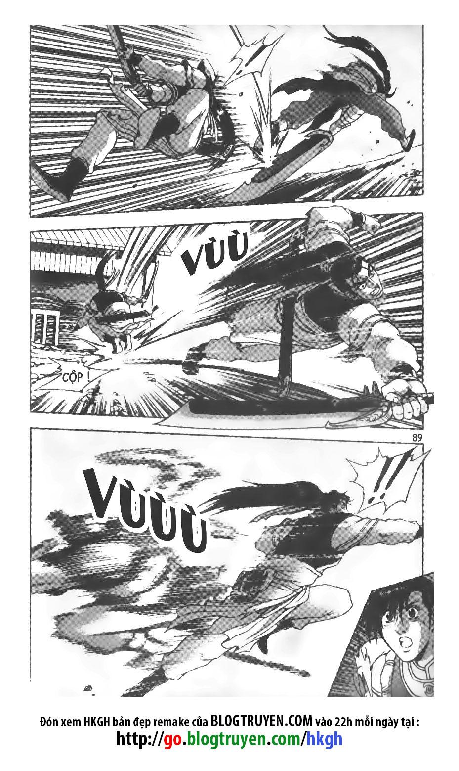xem truyen moi - Hiệp Khách Giang Hồ Vol34 - Chap 232 - Remake