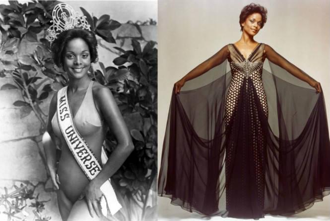 1977 — Джанель Комиссионг (Тринидад и Тобаго)