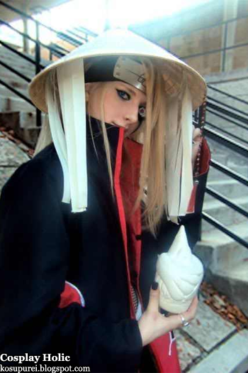 naruto cosplay - deidara