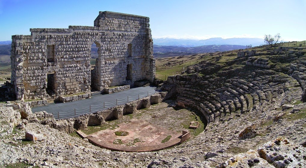 Roman site in Andalucia in jeopardy