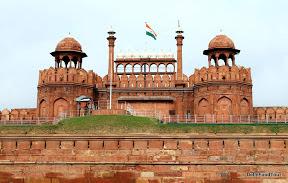 Red Fort, Lal Qila, Delhi, India