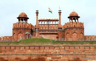 Red Fort, Lal Qila, Delhi, India
