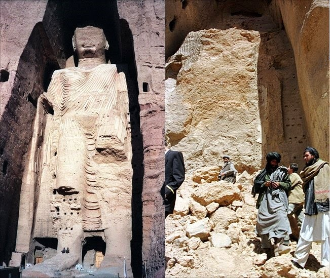 Disputes damage hopes of rebuilding Afghanistan's Bamiyan Buddhas