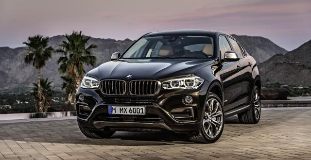 2017 BMW X6 Redesign Release Date Car Review Specs