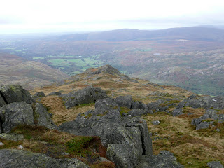 Harter Fell Summit