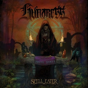 Huntress - Spell Eater (2012)