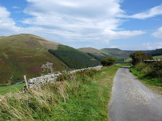 The Hopegill road