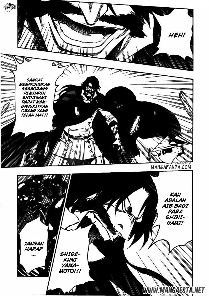 Bleach 509 510 page 5 terlambat.info