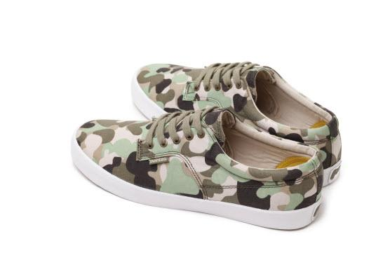 A.F.D Camo & Sky from Pointer Footwear