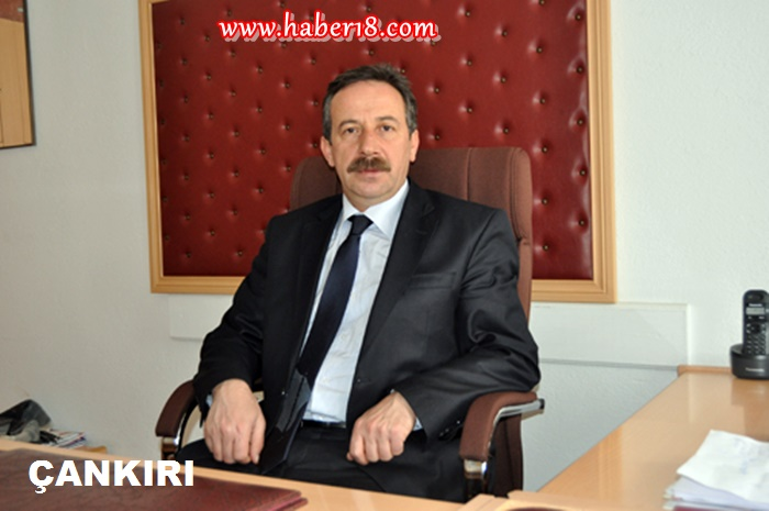 Çankırı Özel İdare Genel Sekreteri Tosyalı Uyardı