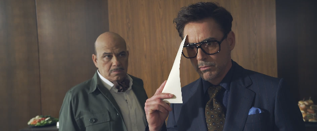 "HTC Unveils The Two Minute Robert Downey Jr. Ad ""Here's To Change"""