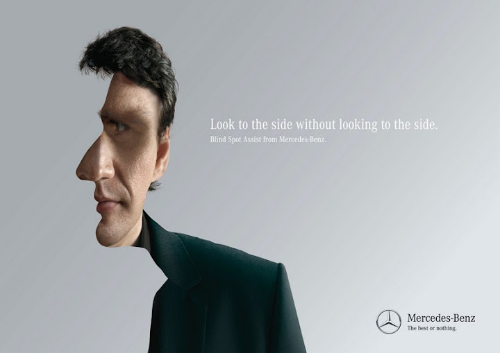 Blind Spot Assist From Mercedes-Benz