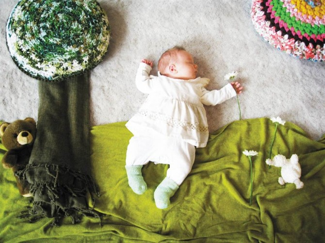 Infant Dream Photography by Adele Enersen Seen On www.coolpicturegallery.us