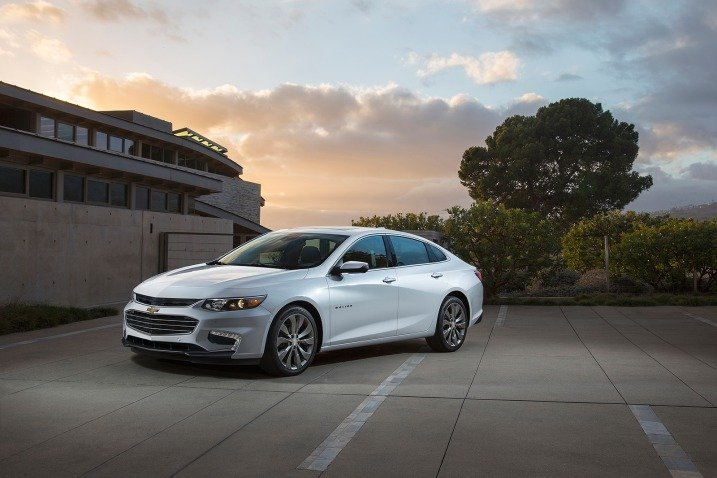 2016 Chevrolet Malibu Sedan Review Car Price Concept