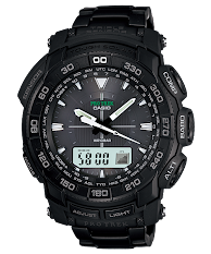 Review Jam Tangan Casio Protrek PRG-550BD