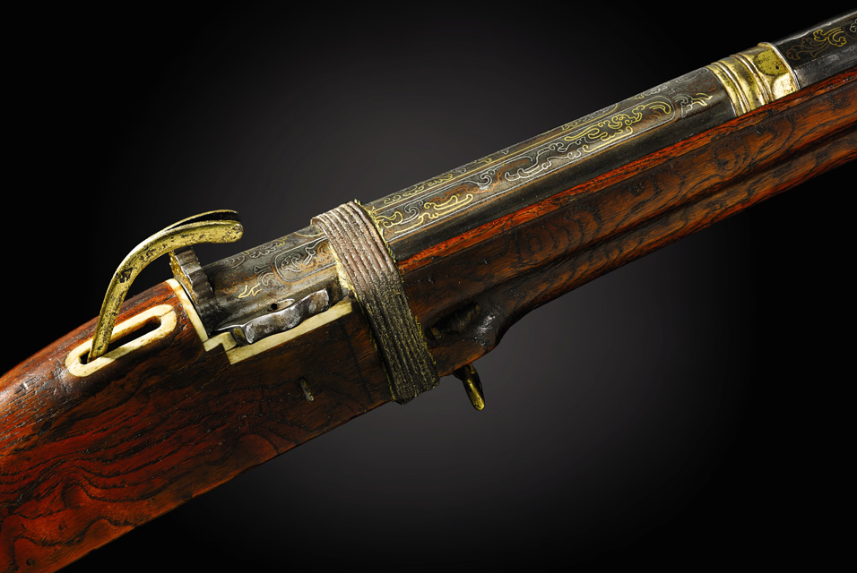 Heritage: First Chinese imperial firearm ever to appear at auction sells for US$2.5 million