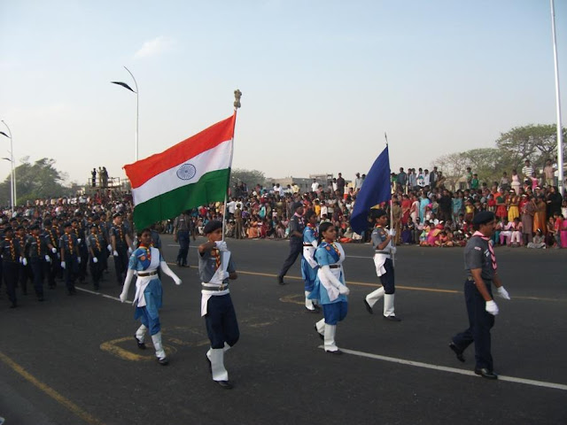 India's 63rd Republic Day Celebration in Tamilnadu Seen On www.coolpicturegallery.us