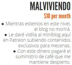 Hito de Patreon