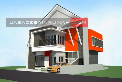 penampilan modern rencana pembangunan rumah di tarakan