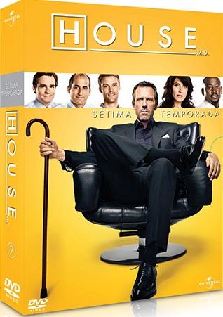 4 Download   Dr. House   7º Temporada Completa   DVDRip AVi Dual Áudio + RMVB Dublado