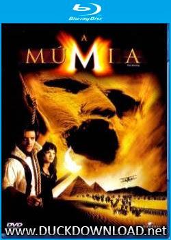 Baixar Filme A Múmia BDRip 720p Dual Áudio