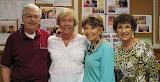 July 24: Tony Fucello, Marty Van Allen, Evelyn Survis, Barbara Starer