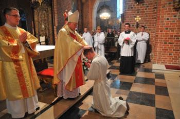 Święcenia diakonatu 2009