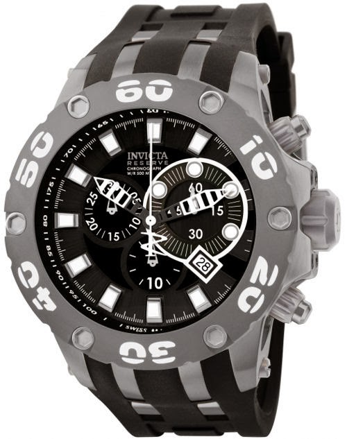 Invicta Stainless Steel Chronograph Strap Watch 0920 at Sears.com
