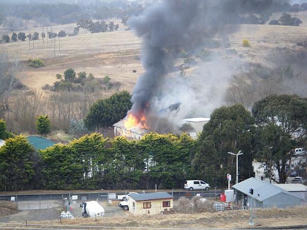 oaks estate fire