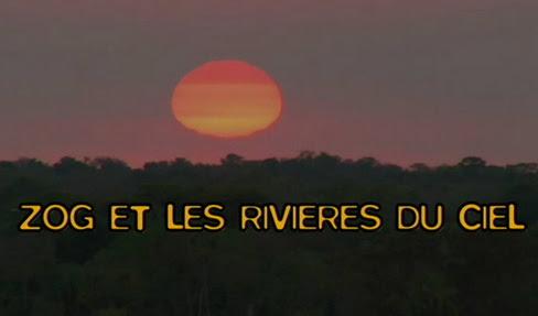 Czekaj±c na deszcz / Zog et les rivieres du ciel (2009) PL.TVRip.XviD / Lektor PL
