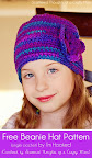 Crochet Hats & free patterns