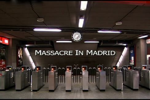 Masakra w Madrycie / Massacre in Madrid (2004) PL.TVRip.XviD / Lektor PL