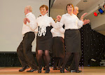 """The Clontibret Ceilí Dancers at Clontibret GAA """"So You Think You Can Dance"""" in the Hillgrove Hotel Monaghan. Picture by Philip Fitzpatrick"""