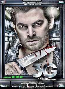مشاهدة فيلم الرعب والخيال العلمي الهندي 3G - A Killer Connection 2013 مترجم اون لاين بجودة DVDRip