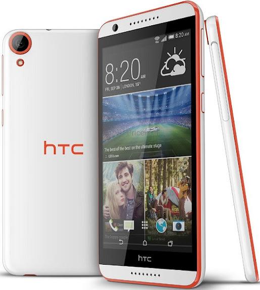 HTC Desire 820q dual sim - Spesifikasi Lengkap dan Harga