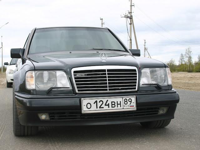 w124 e500 russia