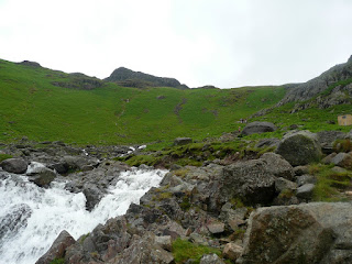 Pavey Ark comes into view