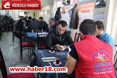 Çankırı'da Kıraathaneler Aslına Dönüyor Projesi başladı