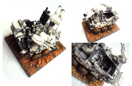 Tank TD2000 - Projeto Gênesis