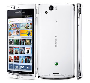 Xperia Arc S