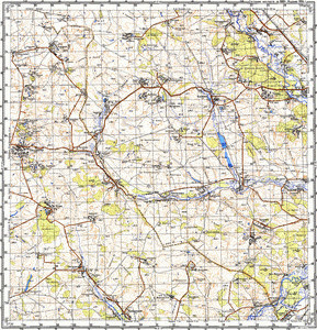 Map 100k--m37-064--(1989)