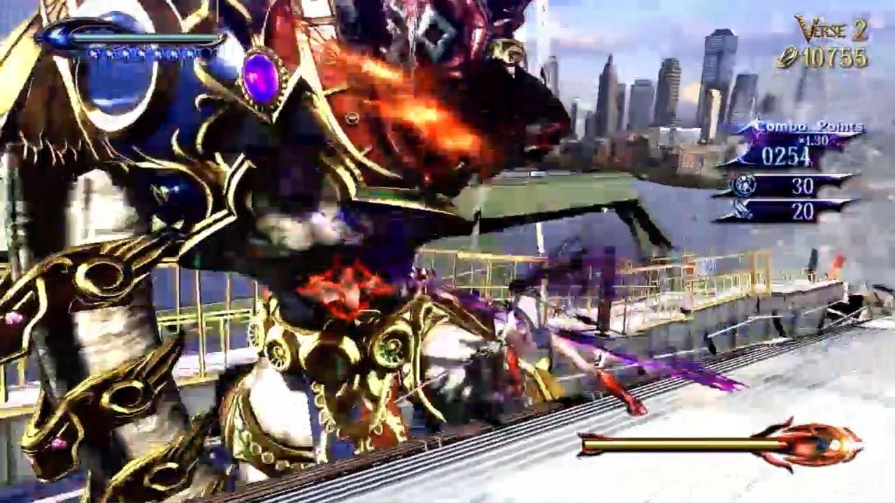 Nintendo khoe game mới Bayonetta 2  - Ảnh 12