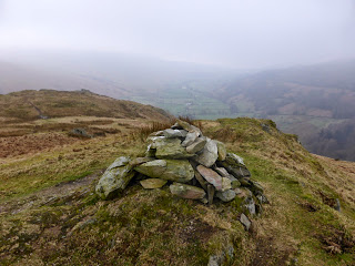 Troutbeck Tongue summit