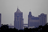 UB city - view from lalbagh