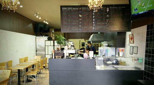 Milk & Sugar Cafe, 3365 Kingsway, Vancouver, BC V5R 5K6, Canada, Cafe, state British Columbia